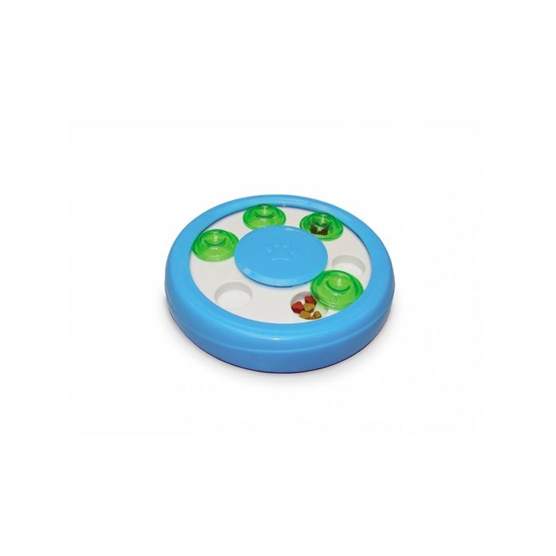 Hračka Nobby BrainBoard Circle interaktivní modrá