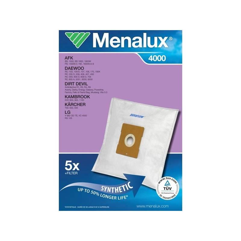Sáčky pre vysávače Menalux DCT146