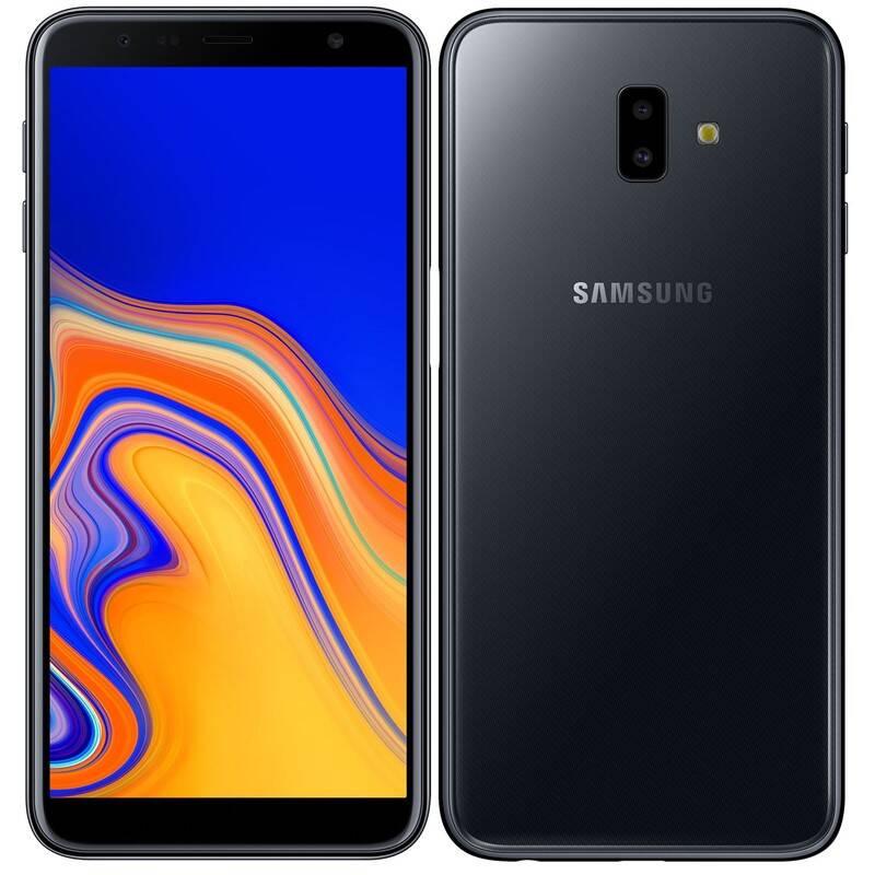 Mobilný telefón Samsung Galaxy J6+ Dual SIM (SM-J610FZKNXEZ) čierny Software F-Secure SAFE, 3 zařízení / 6 měsíců (zdarma) + Doprava zadarmo