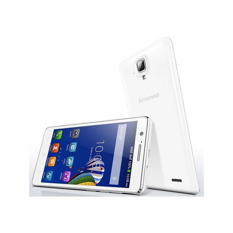 Mobilný telefón Lenovo A536 Dual Sim + zadní kryt a fólie (P0R6001HCZ ) biely + Voucher na skin Skinzone pro Mobil SK v hodnote 14.80 €Software F-Secure SAFE 6 měsíců pro 3 zařízení (zdarma)Pouzdro na mobil flipové Lenovo pro A536 - černé (zdarma)