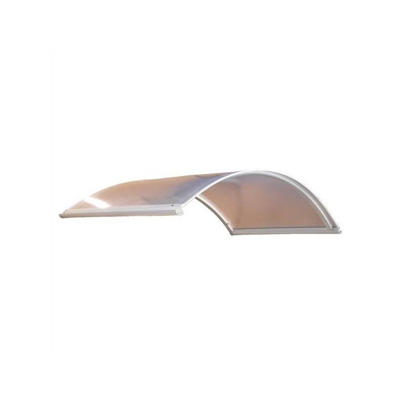 Vchodová strieška Lanitplast TOPAZ 130 biela