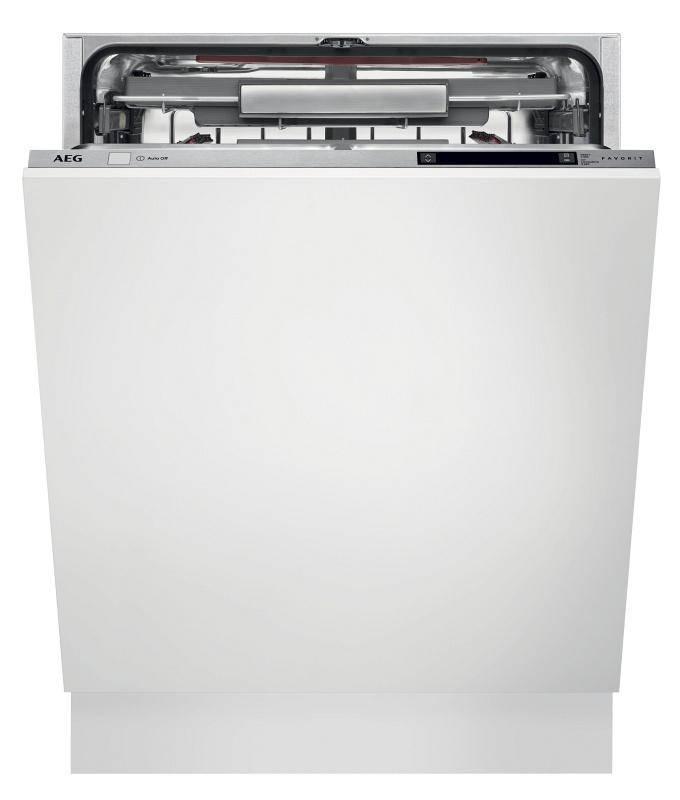 Umývačka riadu AEG Mastery FSK93705P + Doprava zadarmo