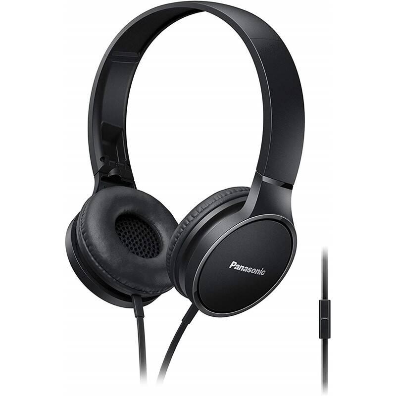 Slúchadlá Panasonic RP-HF300ME-K (RP-HF300ME-K) čierna