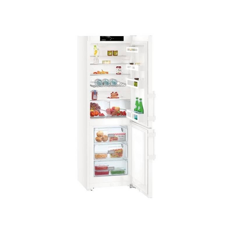 Kombinácia chladničky s mrazničkou Liebherr Comfort CU 3515 biela + Doprava zadarmo