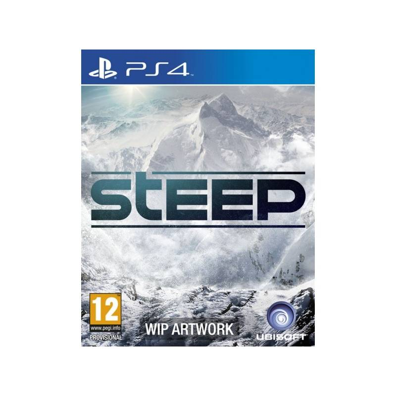 Hra Ubisoft PlayStation 4 Steep (USP406991)