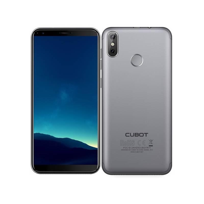Mobilný telefón CUBOT R11 Dual SIM (PH3829) sivý + Doprava zadarmo