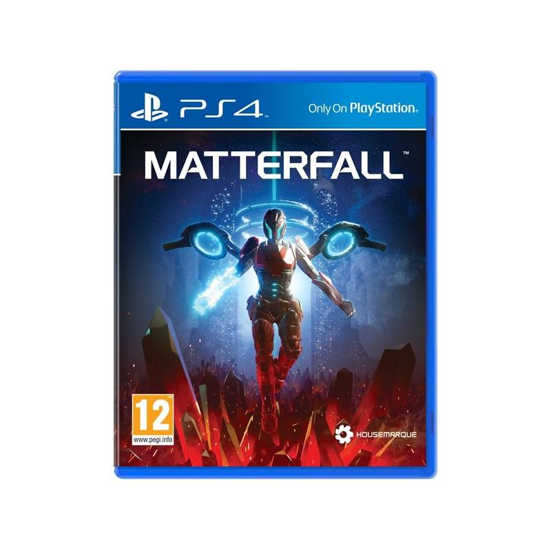 Hra Sony PlayStation 4 Matterfall (PS719862864)