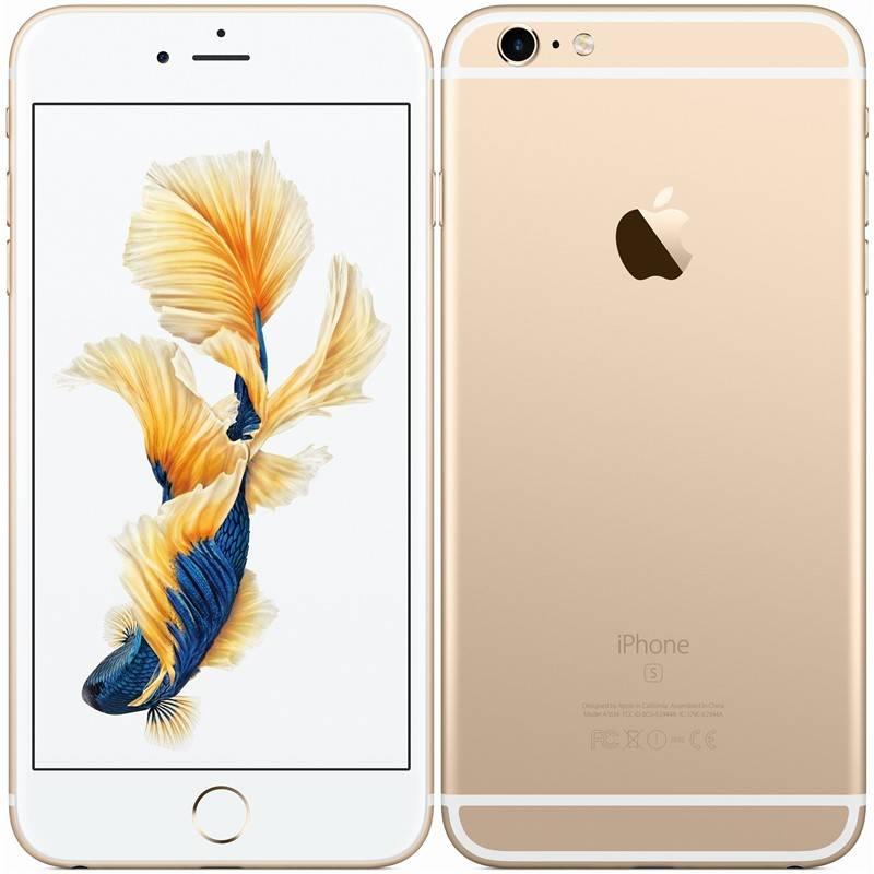 Mobilní telefon Apple iPhone 6s Plus 32GB - Gold (MN2X2CN/A)