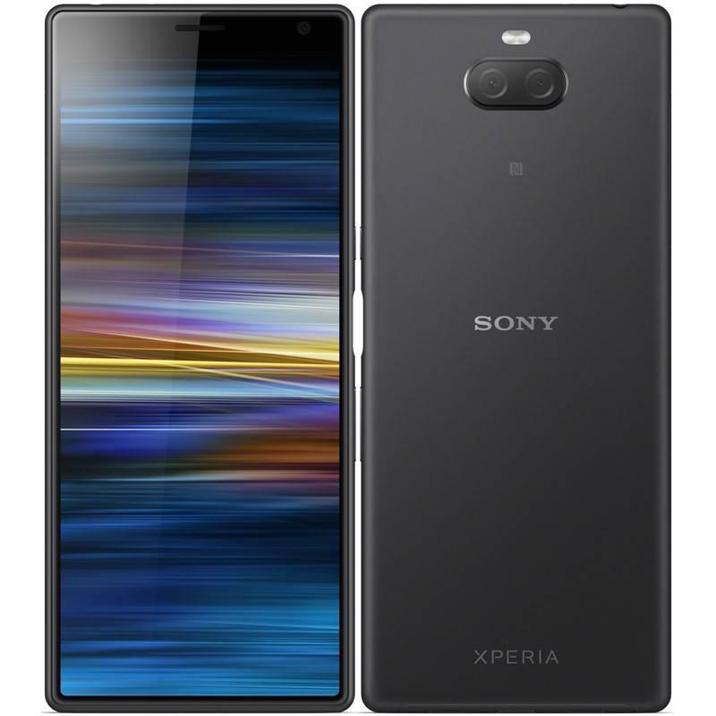 Mobilní telefon Sony Xperia 10 Plus (I4213) Dual SIM (1318-2957) černý