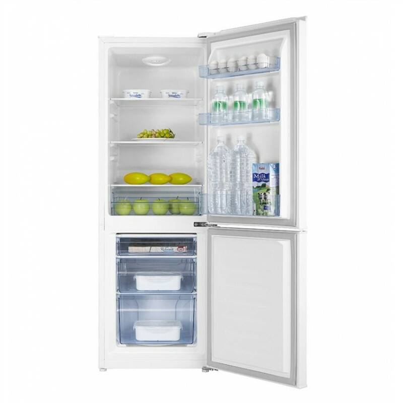 Kombinácia chladničky s mrazničkou Hisense RB222D4AW1 + Doprava zadarmo