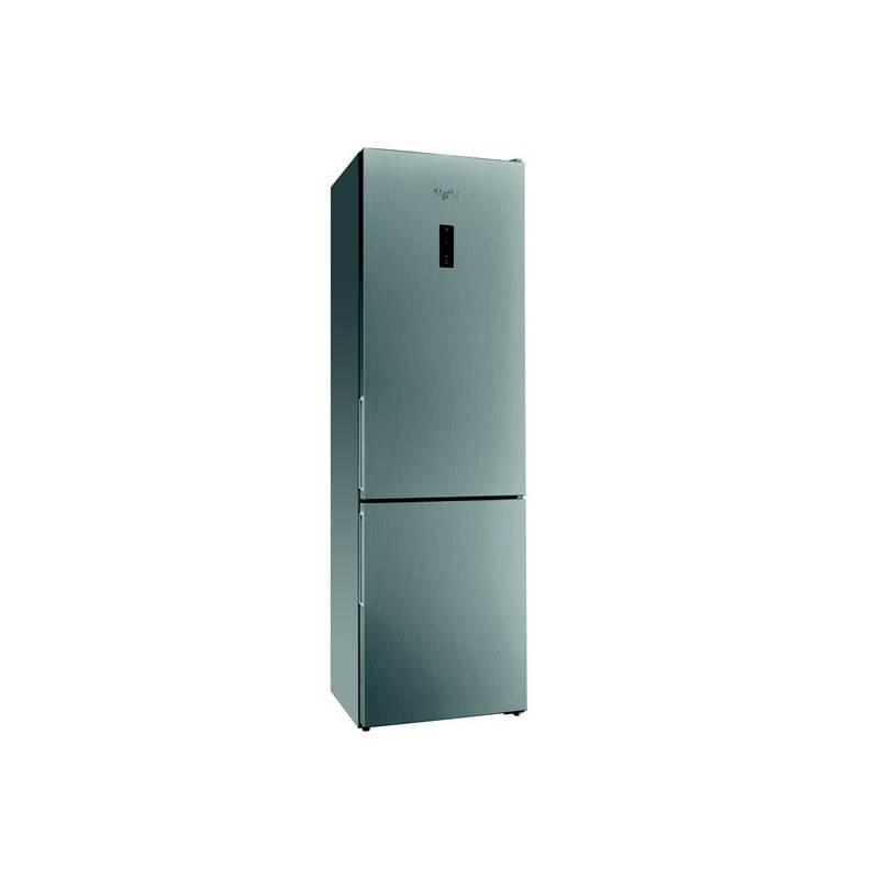 Kombinácia chladničky s mrazničkou Whirlpool WNF8 T2O X nerez + dodatočná zľava 10 % + Doprava zadarmo