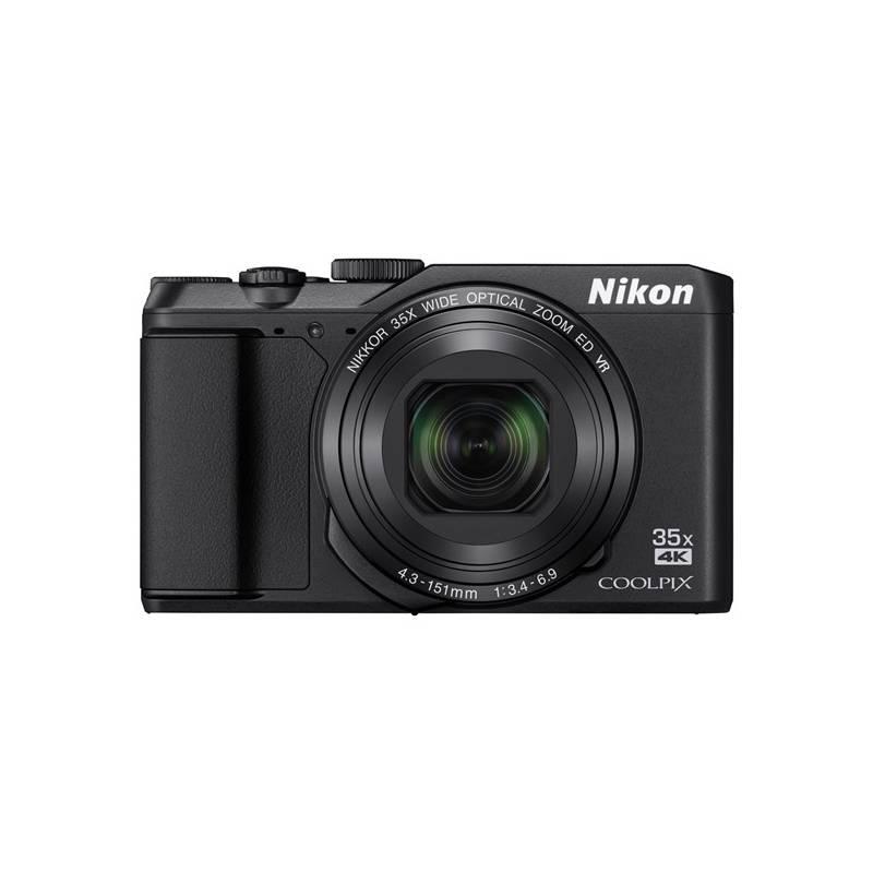Digitální fotoaparát Nikon Coolpix A900 černý