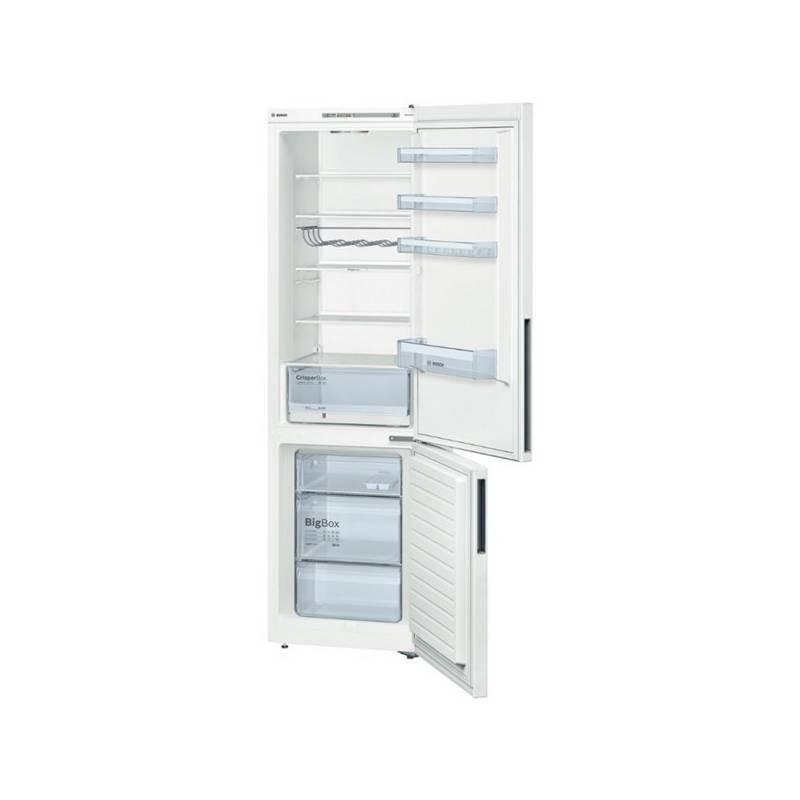 Kombinácia chladničky s mrazničkou Bosch KGV39VW31 biela + Doprava zadarmo