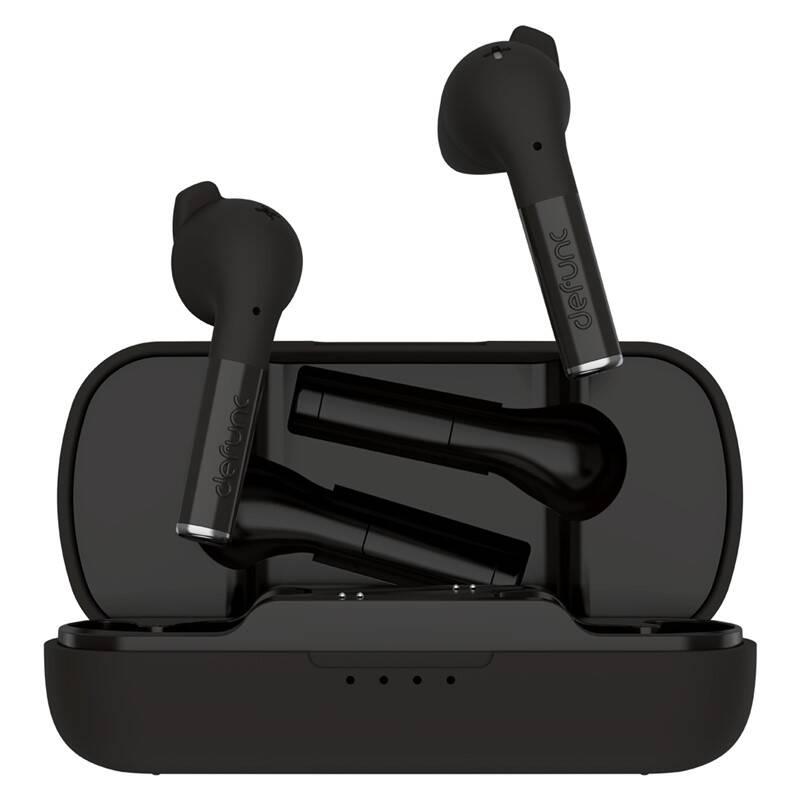 Slúchadlá Defunc True Plus (D4221) čierna + Doprava zadarmo