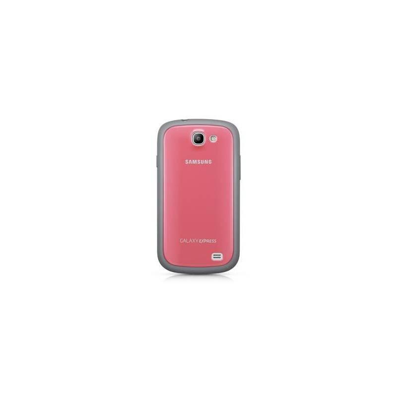 Kryt na mobil Samsung pro Galaxy Express (EF-PI873BP) (EF-PI873BPEGWW) ružový