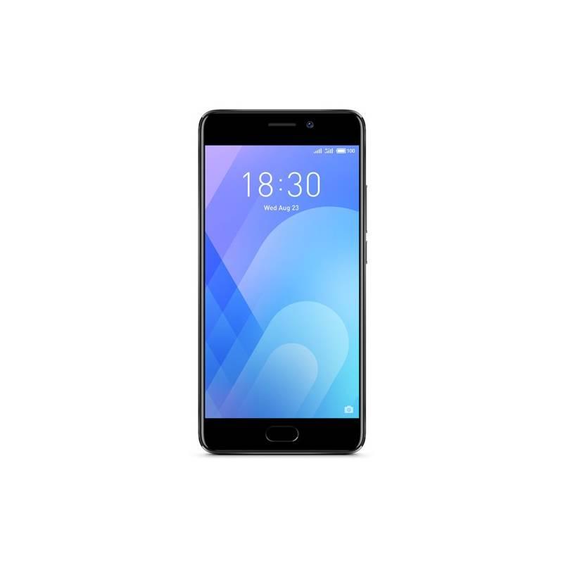 Mobilný telefón Meizu M6 Note (M721H/32GB/Black) čierny Software F-Secure SAFE, 3 zařízení / 6 měsíců (zdarma)