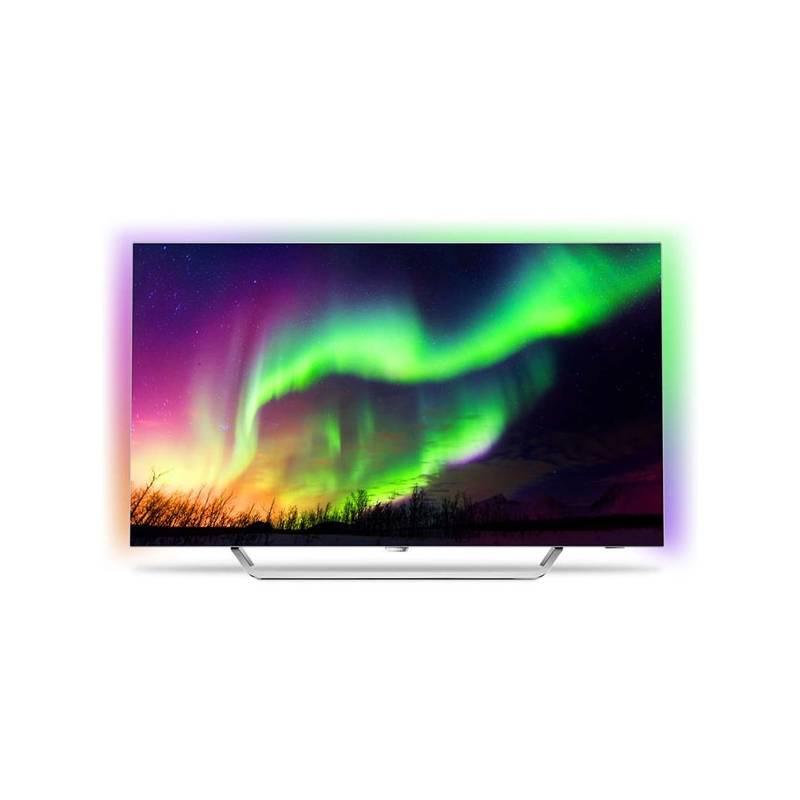 Televízor Philips 65OLED873 strieborná + Doprava zadarmo