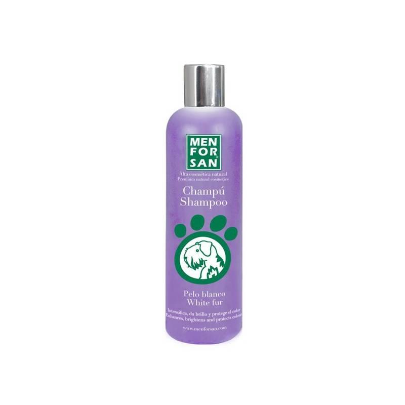 Šampón Menforsan pre zosvetlenie bielej srsti 300 ml
