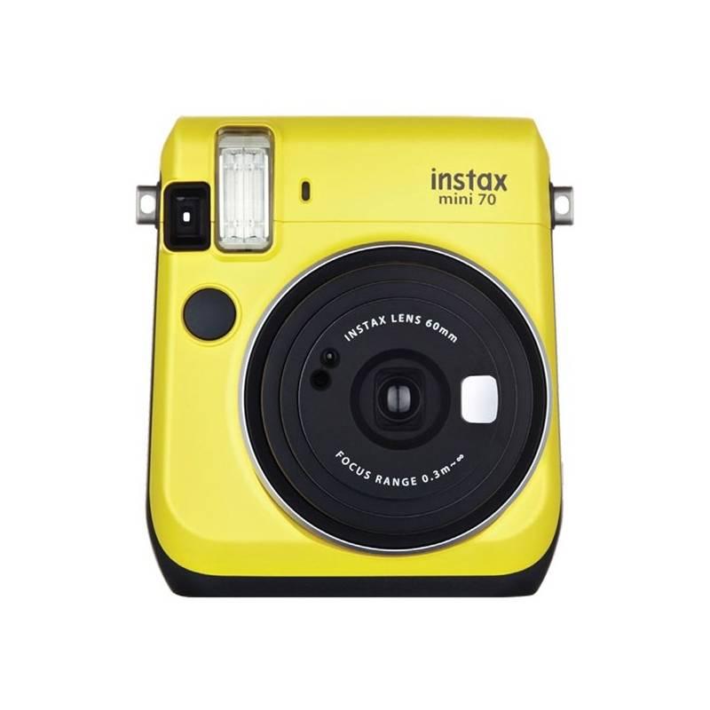 Digitálny fotoaparát Fujifilm Instax mini 70 žltý