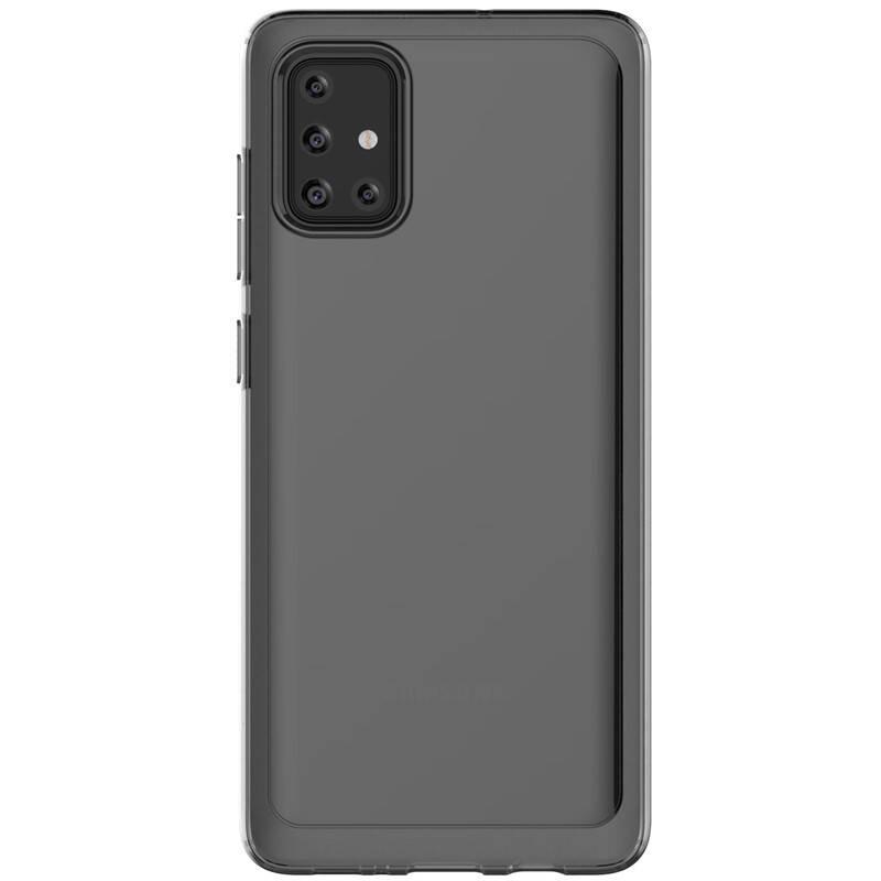 Kryt na mobil Samsung na Galaxy A71 (GP-FPA715KDABW) čierny