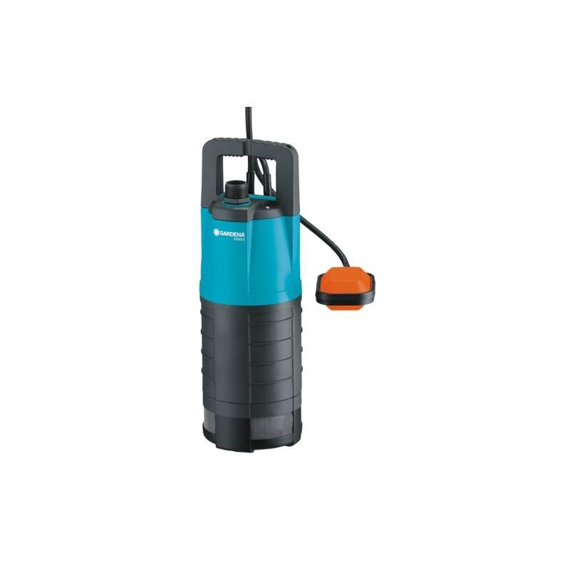 Čerpadlo ponorné Gardena 5500/3,ponorné, tlakové čierne/modré + Doprava zadarmo