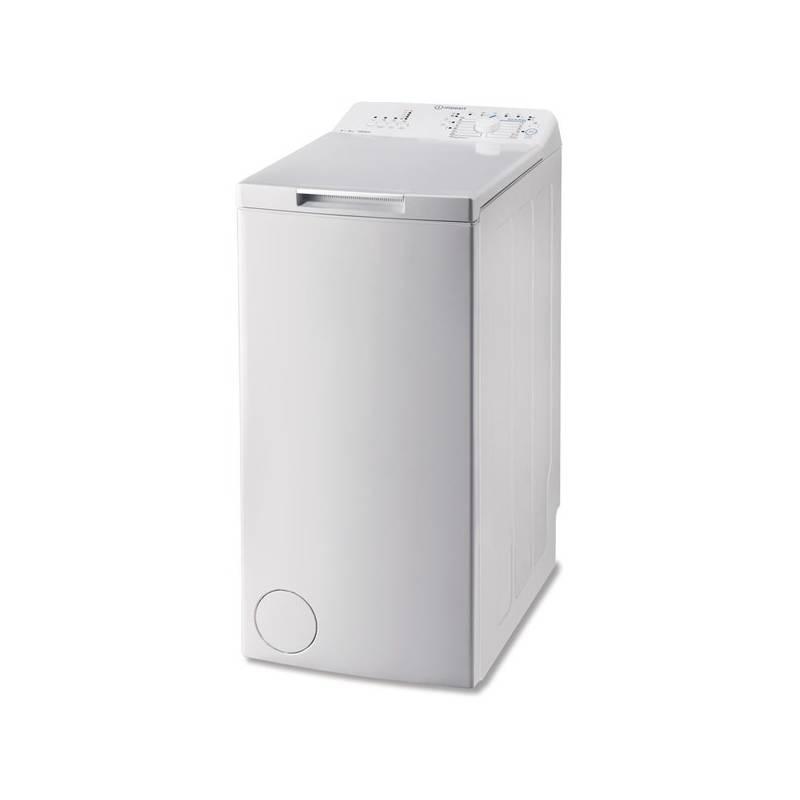 Automatická práčka Indesit BTW A51052 (EU) biela