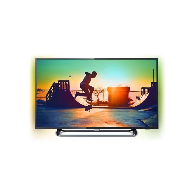 Televízor Philips 55PUS6262 strieborná + Doprava zadarmo