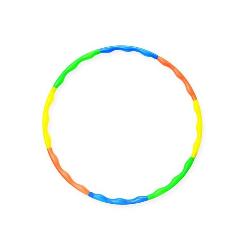 Kruh Master Hula Hong Ring Dynamic 0,5 kg - červená / žltá / modrá / zelená + Doprava zadarmo