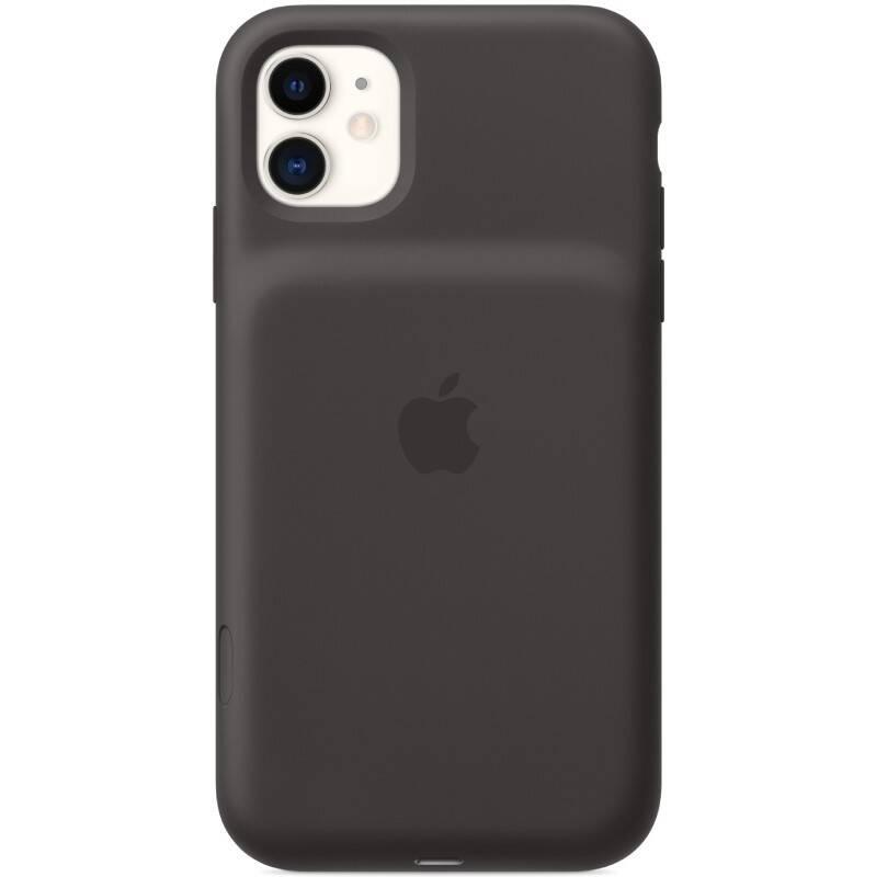 Kryt na mobil Apple Smart Battery Case pro iPhone 11 - černý (MWVH2ZY/A) + Doprava zadarmo