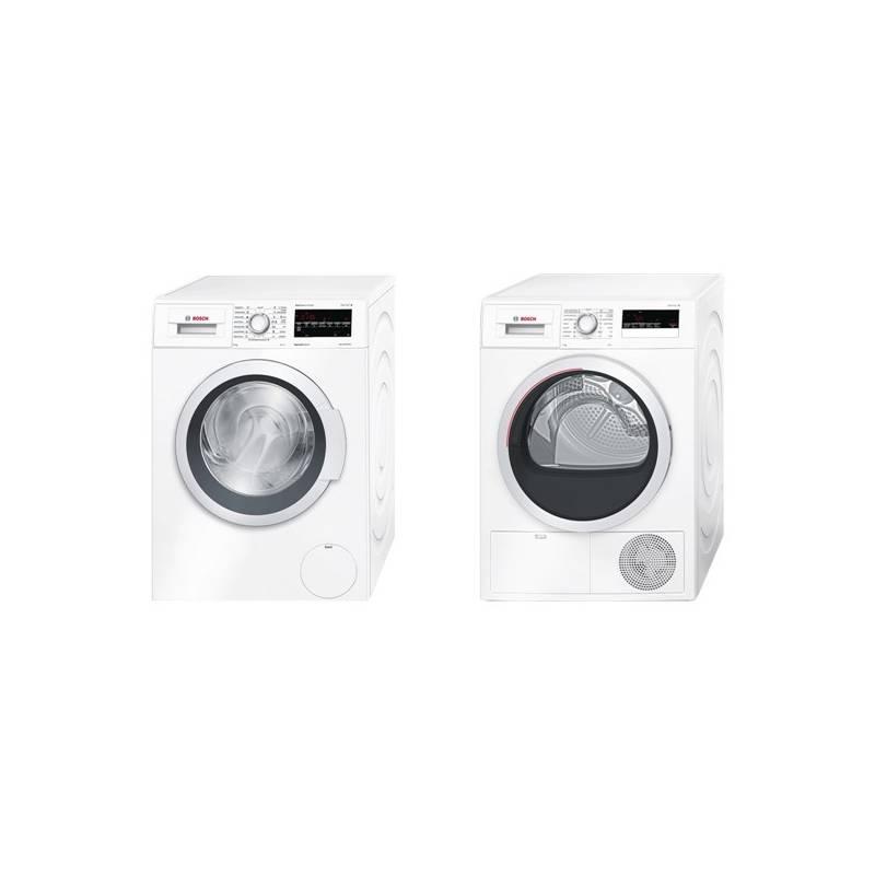 Set výrobkov Bosch WAT28467CS + WTH85207CS + Doprava zadarmo