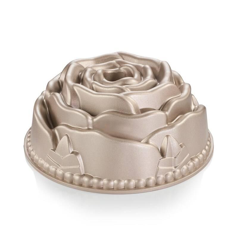 Forma na bábovku Tescoma Delícia průměr 24 cm, růže (623144.00) + Doprava zadarmo