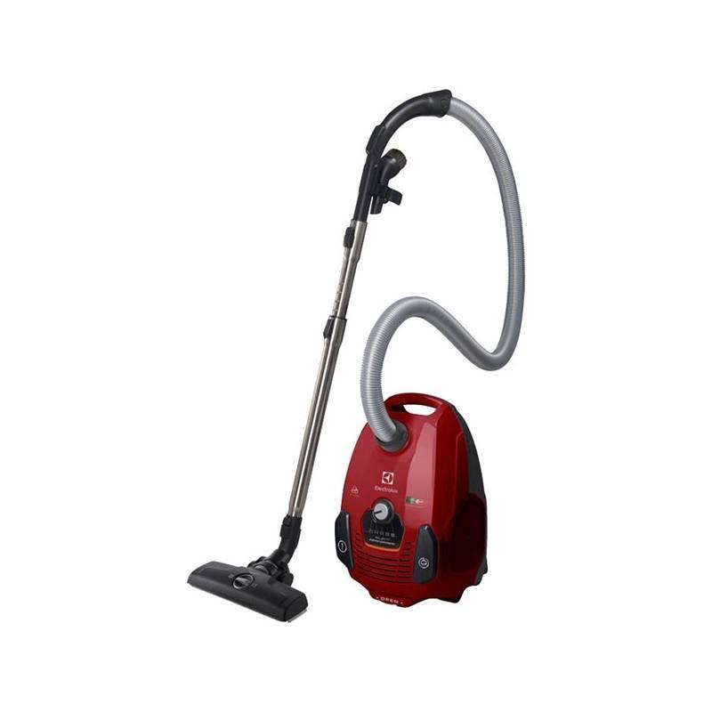 Vysávač podlahový Electrolux SilentPerformer ESP73RR červený