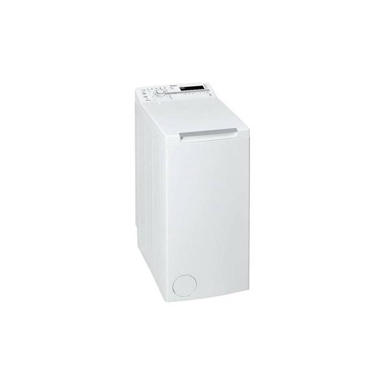 Automatická práčka Whirlpool TDLR 55111 biela Čistič oken ETA Aquarelo 0262 90000 (zdarma) + Doprava zadarmo