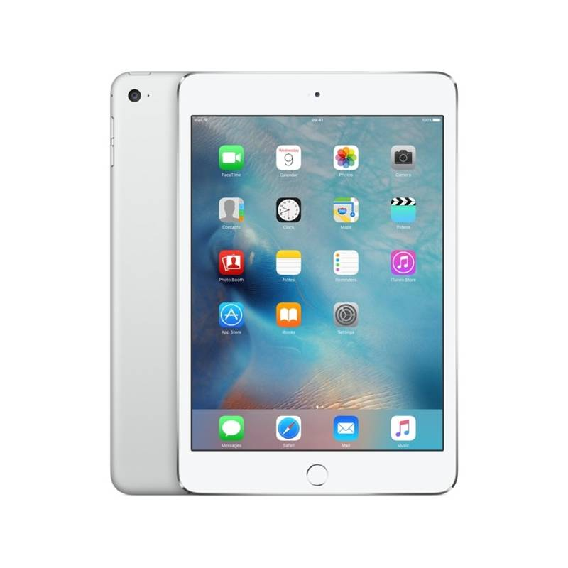 Tablet Apple iPad mini 4 Wi-Fi 128 GB - Silver (mk9p2fd/a)