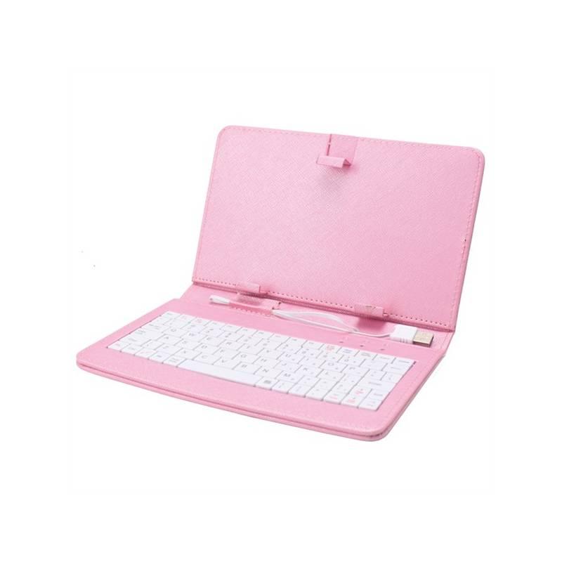 404687d7018c9 Púzdro s klávesnicou na tablet iGET F10P pro 10.1 Púzdro s klávesnicou na  tablet iGET F10P pro 10.1