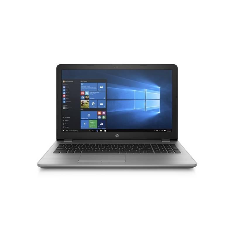 Notebook HP 250 G6 (2XY71ES#BCM) strieborný + Doprava zadarmo
