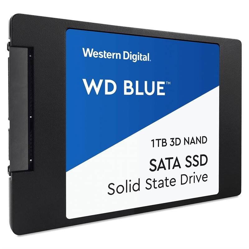 SSD Western Digital Blue 3D NAND 2,5'' 1TB (WDS100T2B0A)