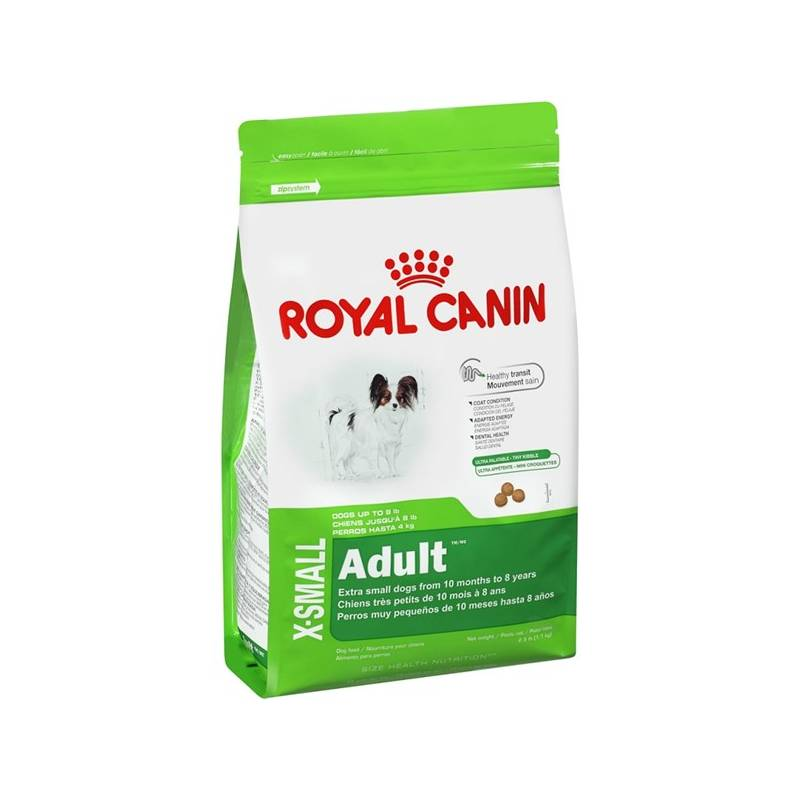 Granule Royal Canin X-Small Adult 1,5 kg