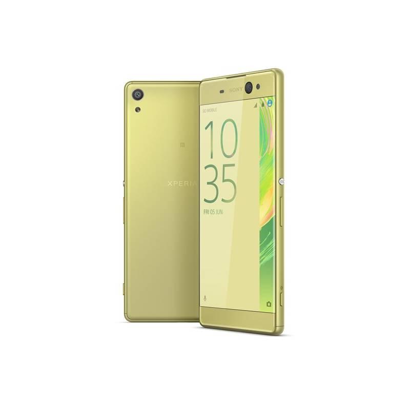 Mobilný telefón Sony Xperia XA Ultra (F3211) (1303-0249) zlatý + Doprava zadarmo