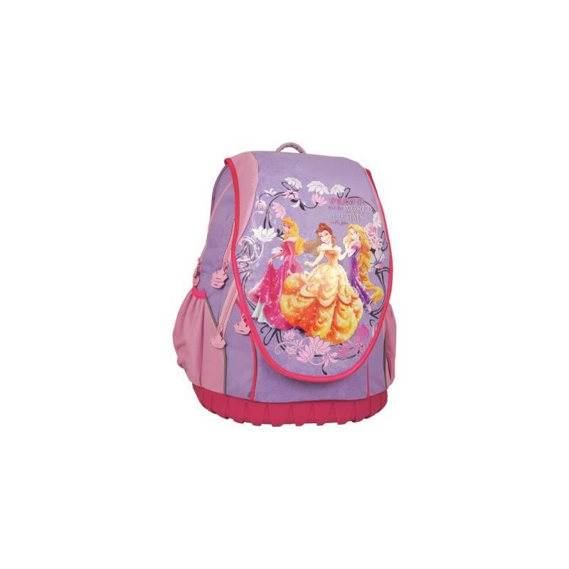 Batoh školní Sun Ce Disney anatomický - Disney princezny (Bella ... 2e9555d560