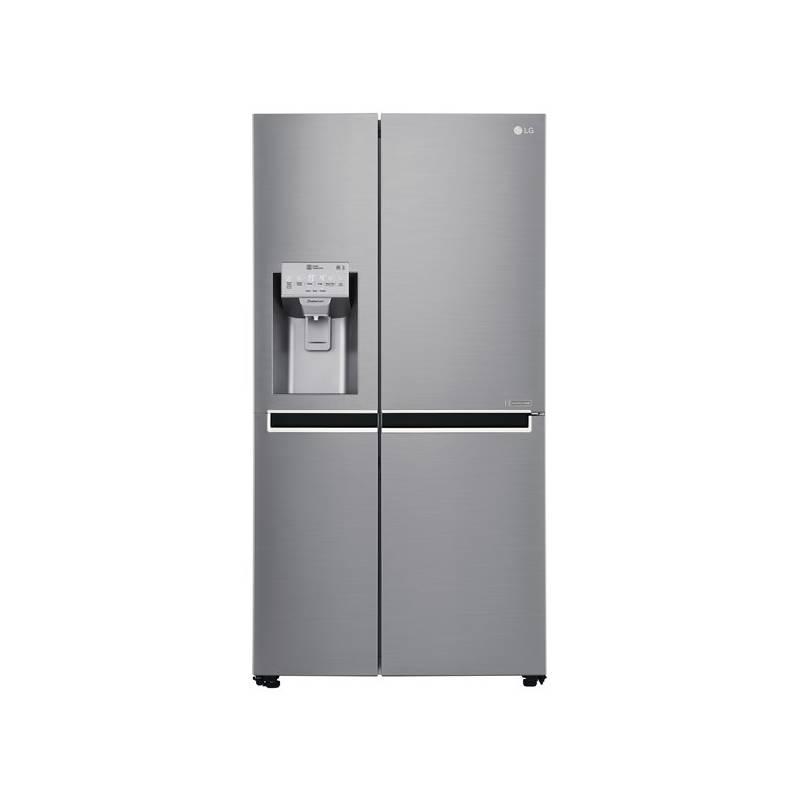 Kombinácia chladničky s mrazničkou LG GSL960PZBZ nerez + Doprava zadarmo