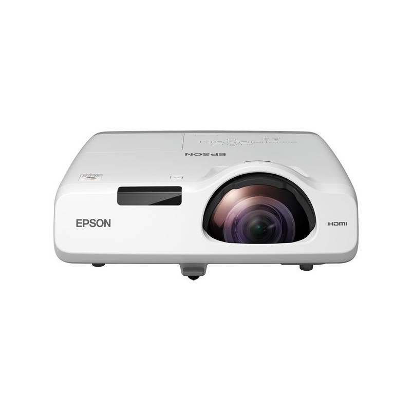 Projektor Epson EB-520 (V11H674040) biely + Doprava zadarmo