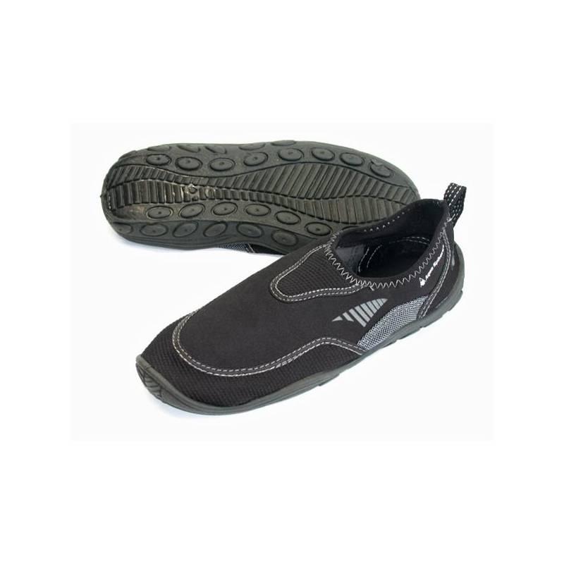 Plážové topánky Aqua Sphere Beachwalker RS 39 - univerzální čierne sivé 825d0cba9e0