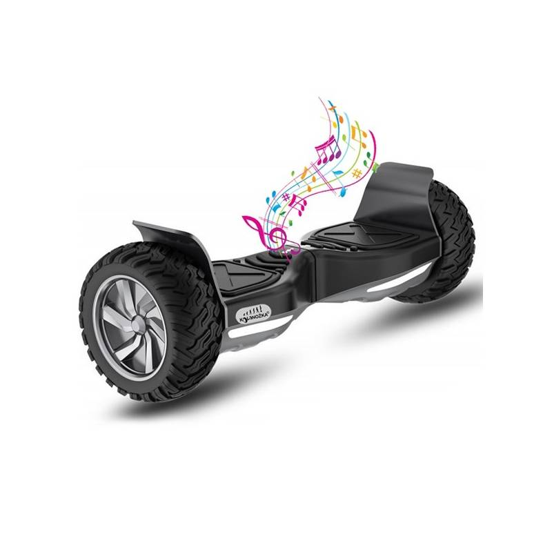 Kolonožka Rover Offroad - černá + Doprava zadarmo