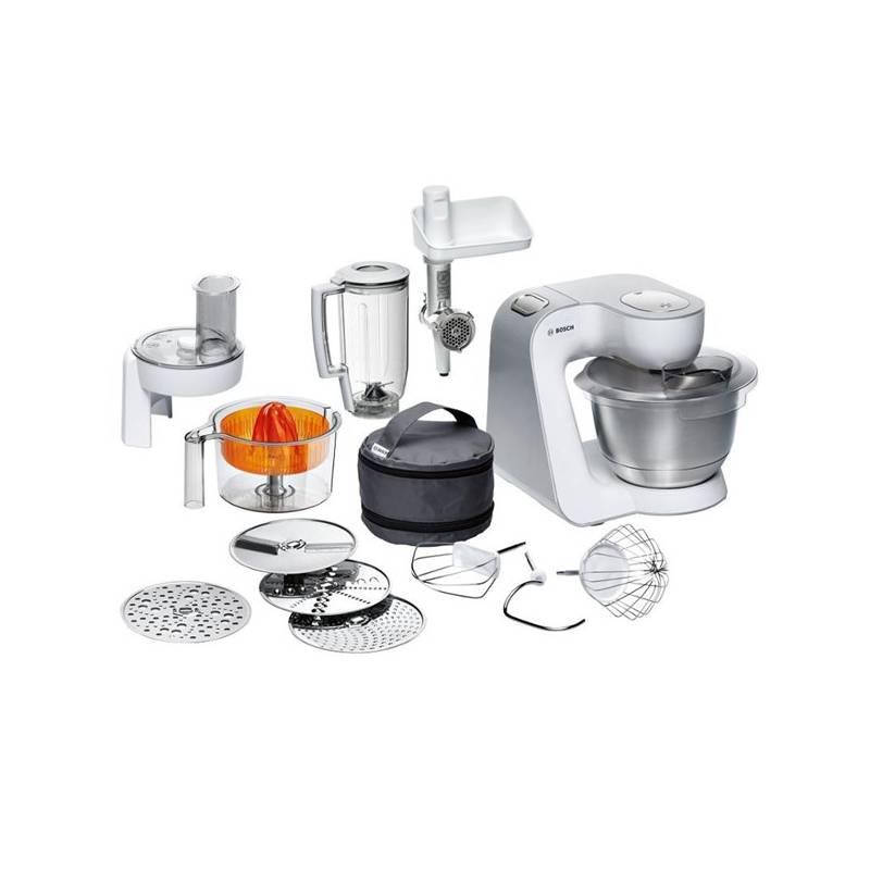 Kuchynský robot Bosch MUM58259 biely + Doprava zadarmo