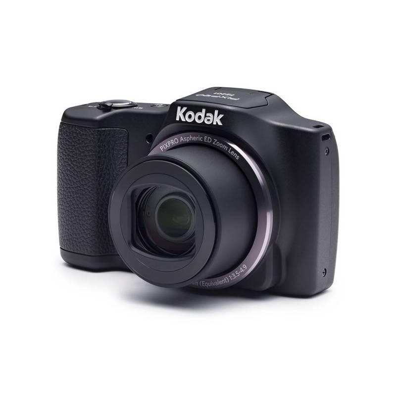 Digitálny fotoaparát Kodak Friendly Zoom FZ201 (819900011234) čierny