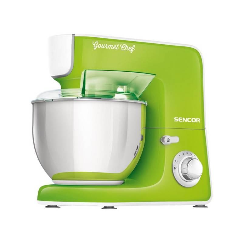 Kuchynský robot Sencor STM 3771GR zelený