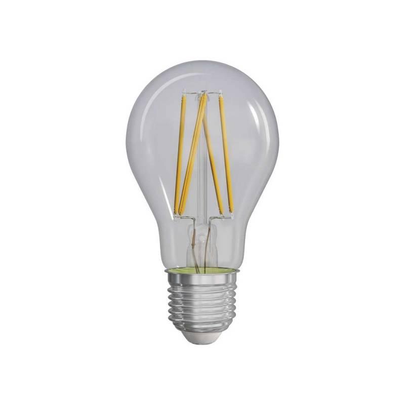 LED žiarovka EMOS Filament klasik, 8W, E27, teplá bílá (1525283240)