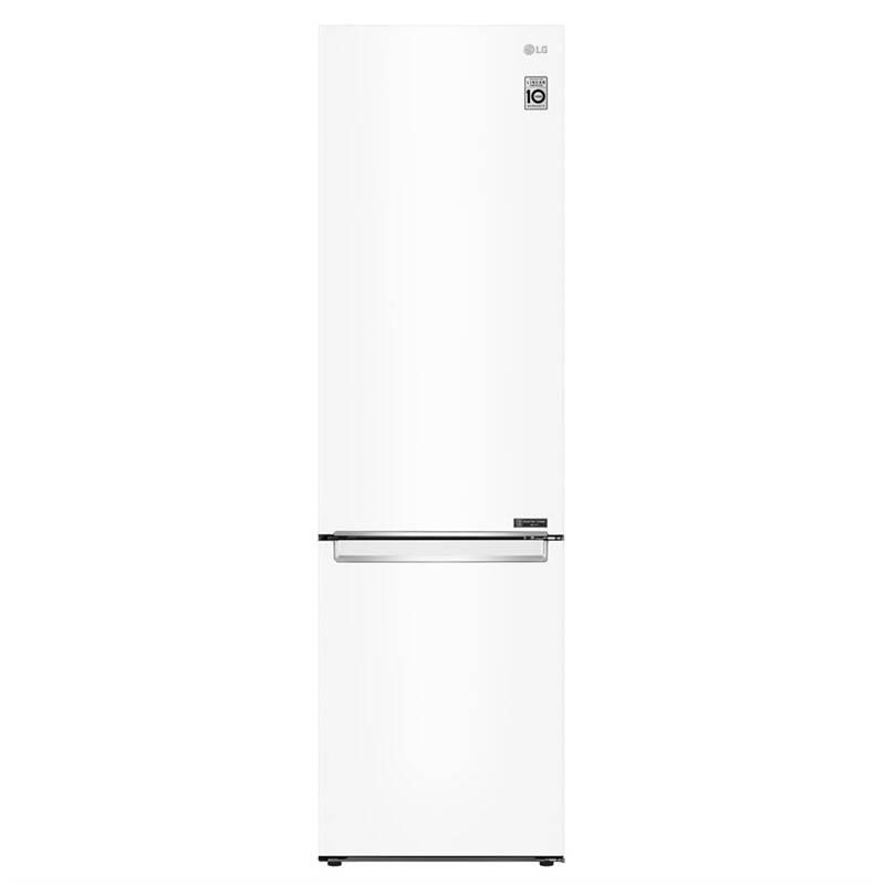 Kombinácia chladničky s mrazničkou LG GBB62SWGFN biela + Extra zľava 10 % | kód 10HOR2026 + Doprava zadarmo