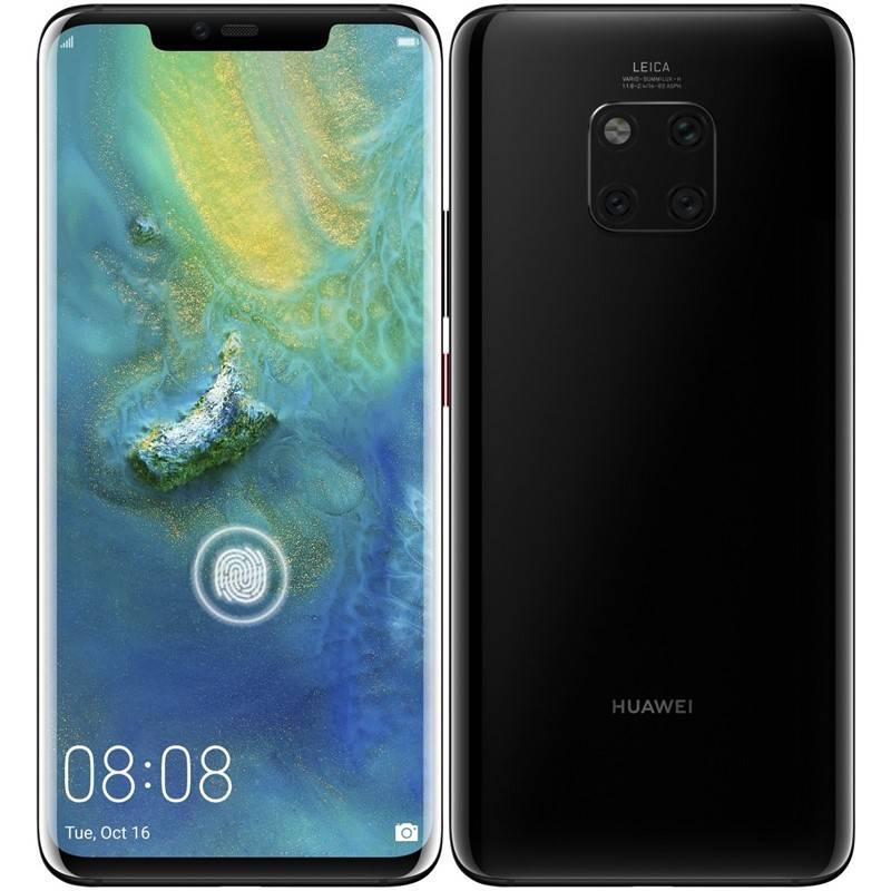 Mobilní telefon Huawei Mate 20 Pro (SP-MATE20PDSBOM) černý